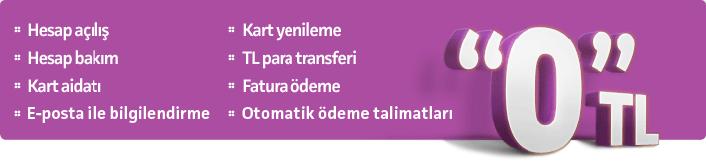enpara.com ücretler