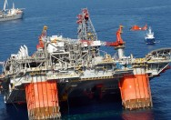 petrol üretim sahası