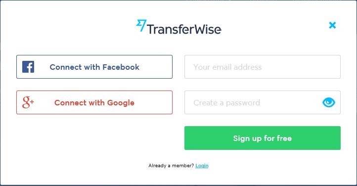TransferWise ile Yurtdışından Türkiye'ye Para Transferi 3