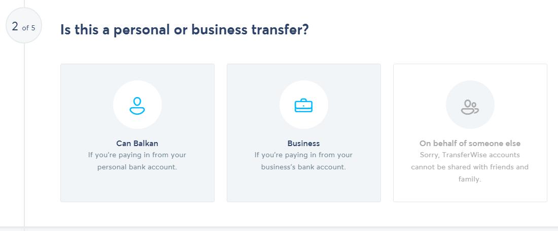 TransferWise ile Yurtdışından Türkiye'ye Para Transferi 5