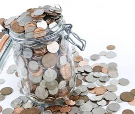 5 Liralari Kenara Koyarak Para Biriktirmek a