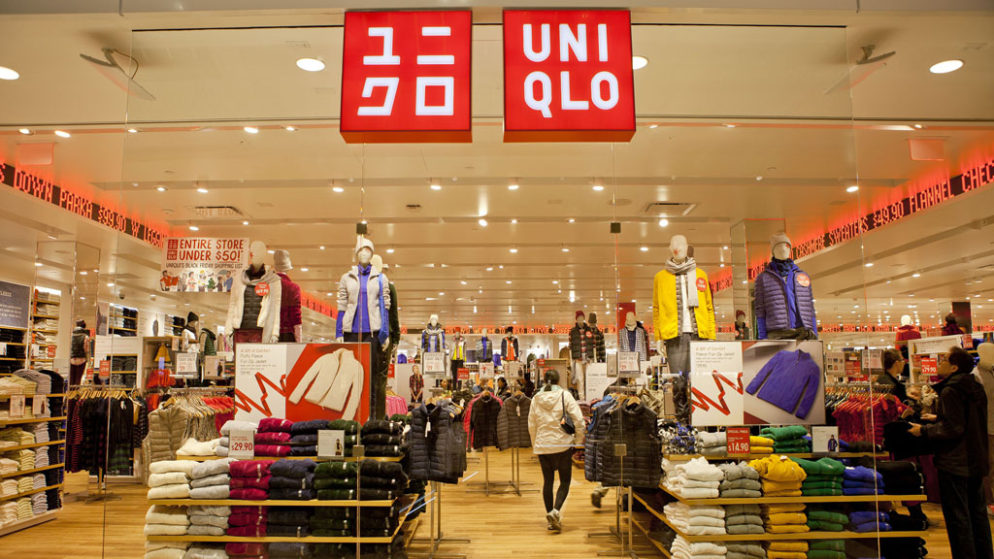 uniqlo magazasi